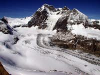 From Mont Avril summit: Grand...