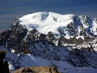 Mont Avril summit: Mont Velan.