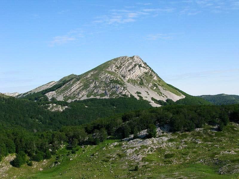 Badanj (1.638 mtrs)