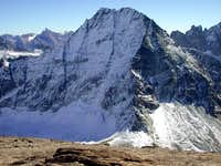 From Mont Avril summit: Mont...