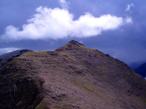 Stob Cadha Gobhlach - 960m.