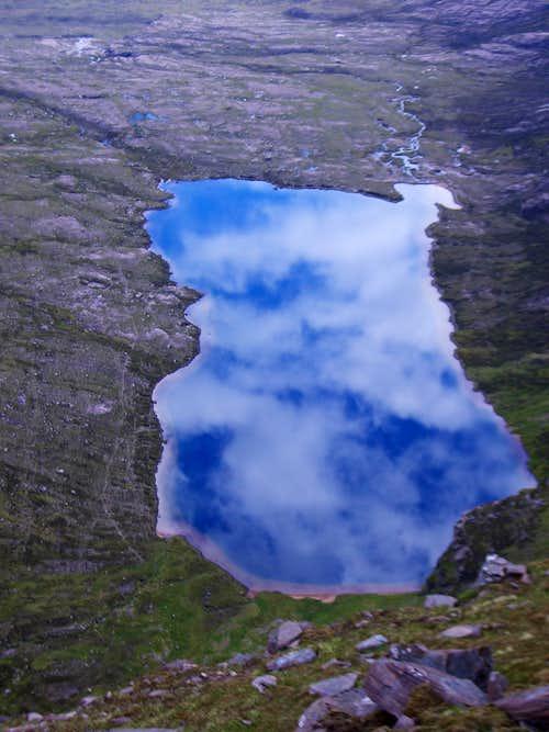 Loch Toll an Lochan