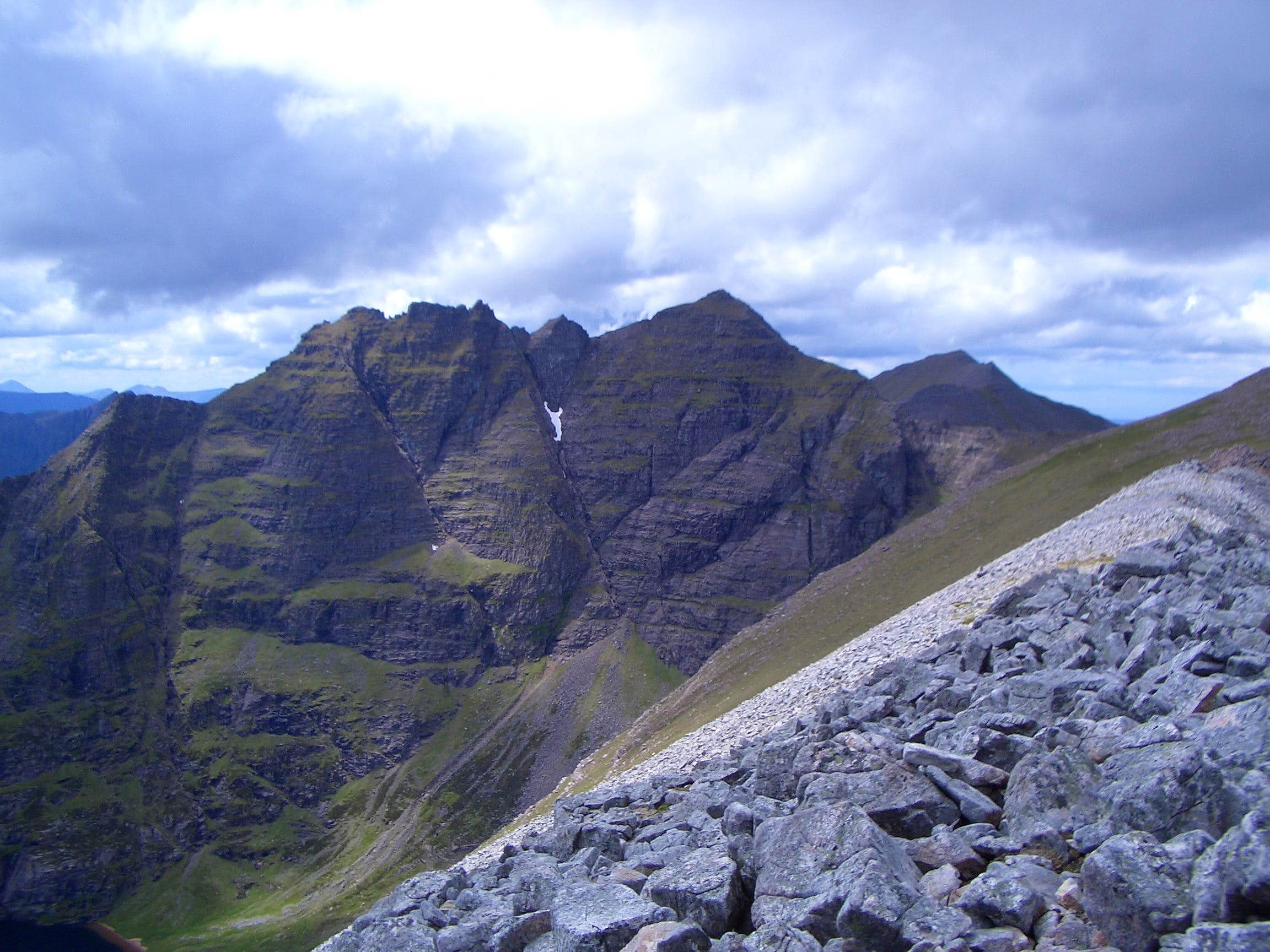 2009 - Liathach and An Teallach