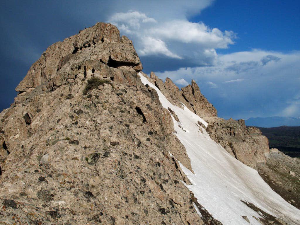 Two Ocean Mountain-- Summit Block