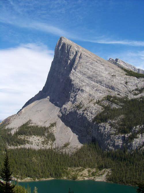 Ha Ling Rock Climbs, 5.6-5.11d