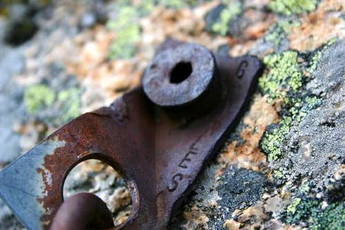 One of those Old Rusty Bolts...