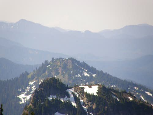 Shriner Peak lookout