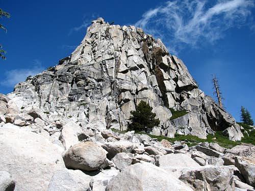 Eagle Lake Buttress