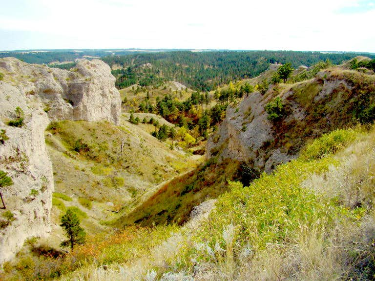 Black Hills Overlook Trail