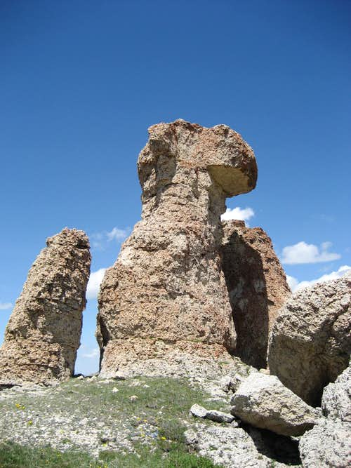 The Rock Pillar