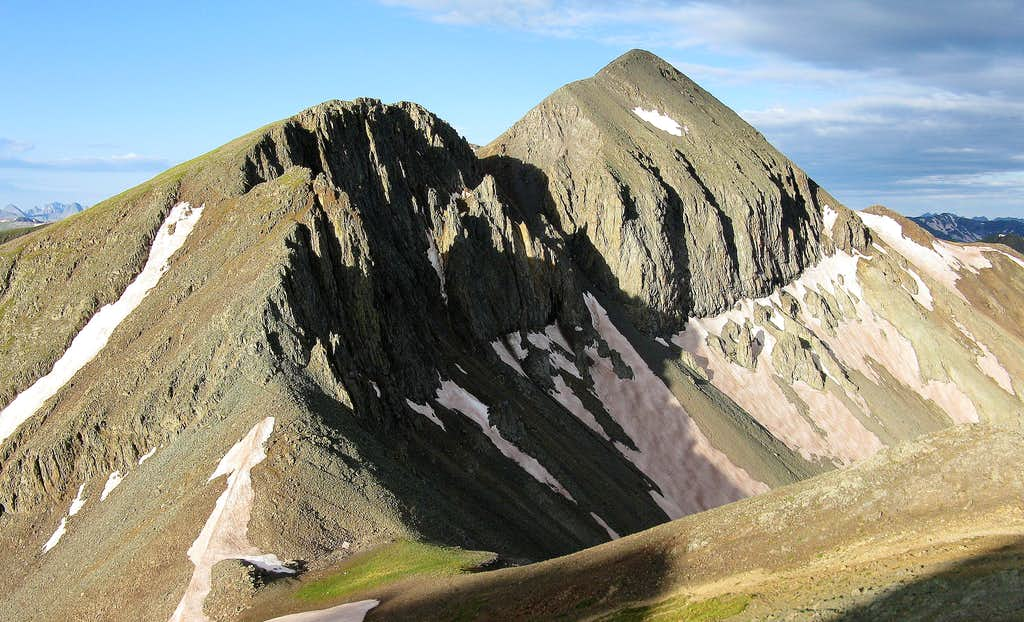 Jones Peak-San Juan Centennial
