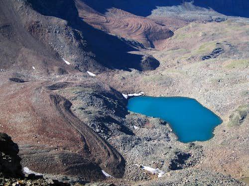 Rock Glaciers of Emilius