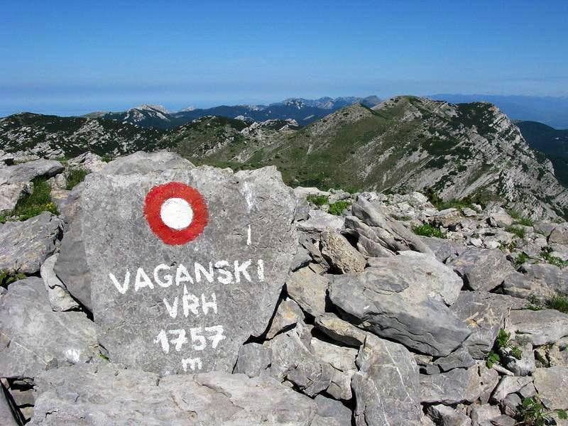 Vaganski vrh summit