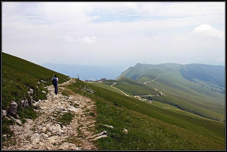Costabella ridge