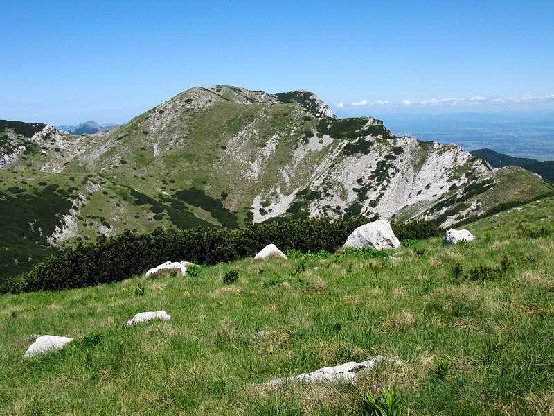 Babin Vrh (1.738 mtrs)