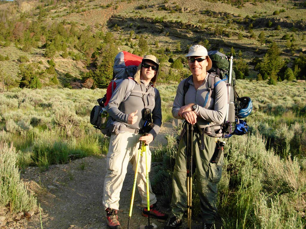 Gannett Peak Trip - Good Spirits