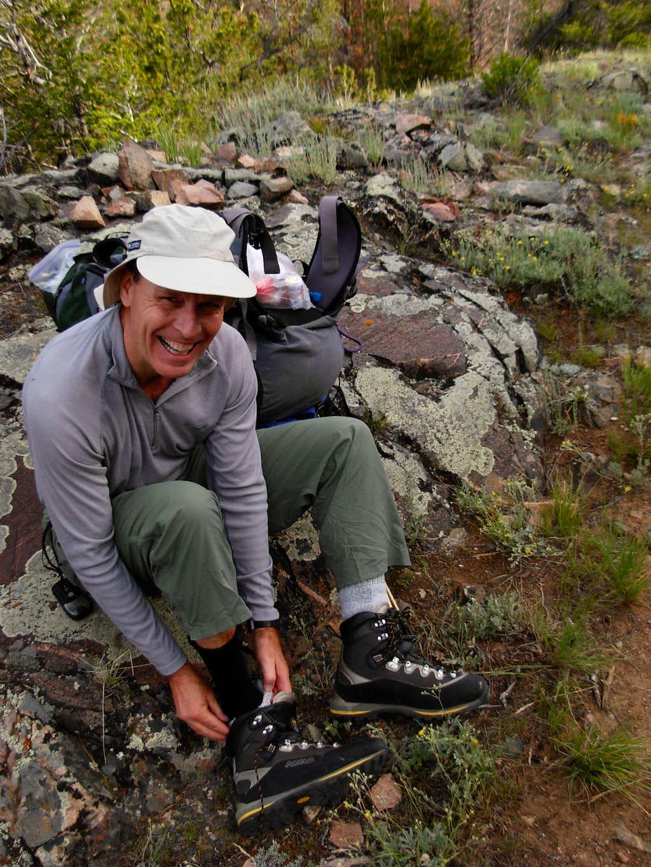 Gannett Peak Trip - Warning Signs