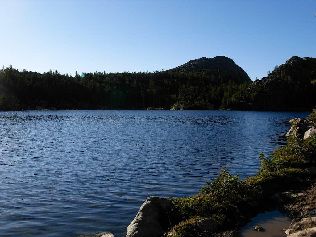 Gannett Peak Trip - Star Lake
