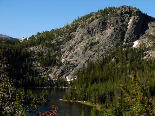 Gannett Peak Trip - Honeymoon Lake