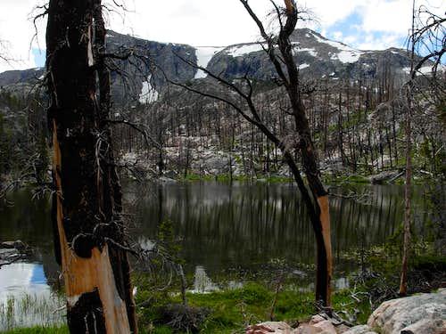 Gannett Peak Trip - Phillips Lake