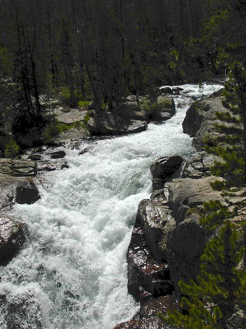 Gannett Peak Trip - Dinwoody Creek