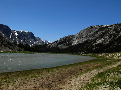 Gannett Peak Trip - Big Meadows