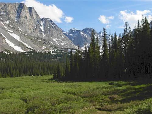 Gannett Peak Trip - Floyd Wilson Meadows