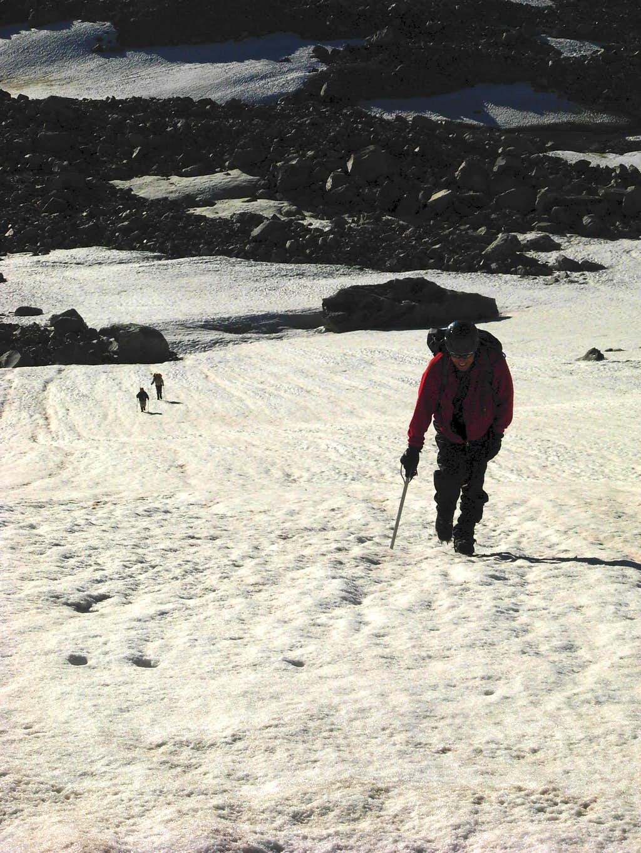 Gannett Peak Trip - Ascent