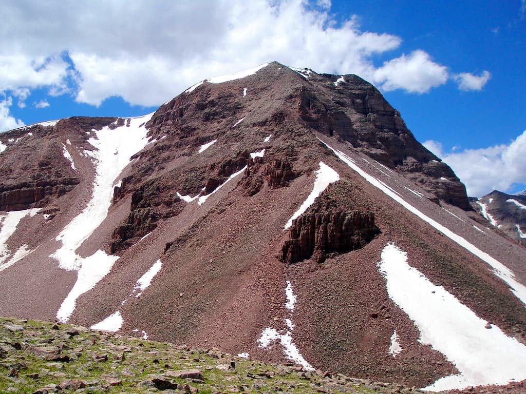 Painter Peak