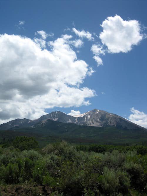 The Best of  Mount Sopris