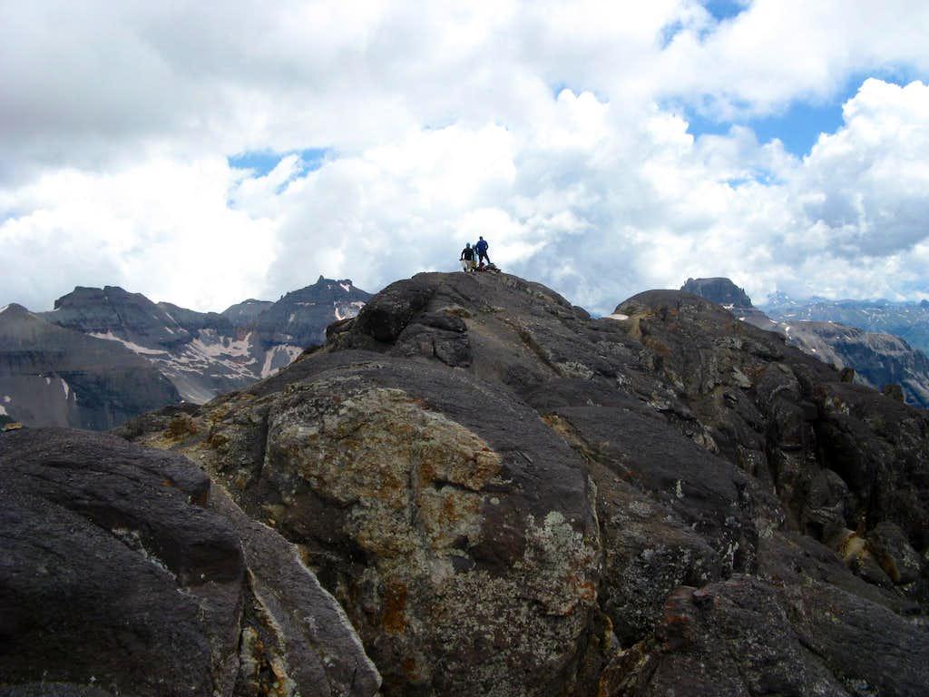 Mount Emma Summit