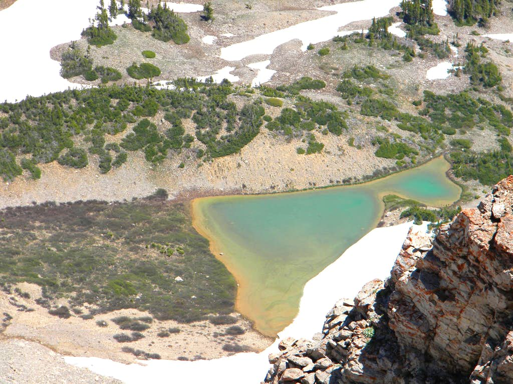 Unnamed Lake in the North Bowl
