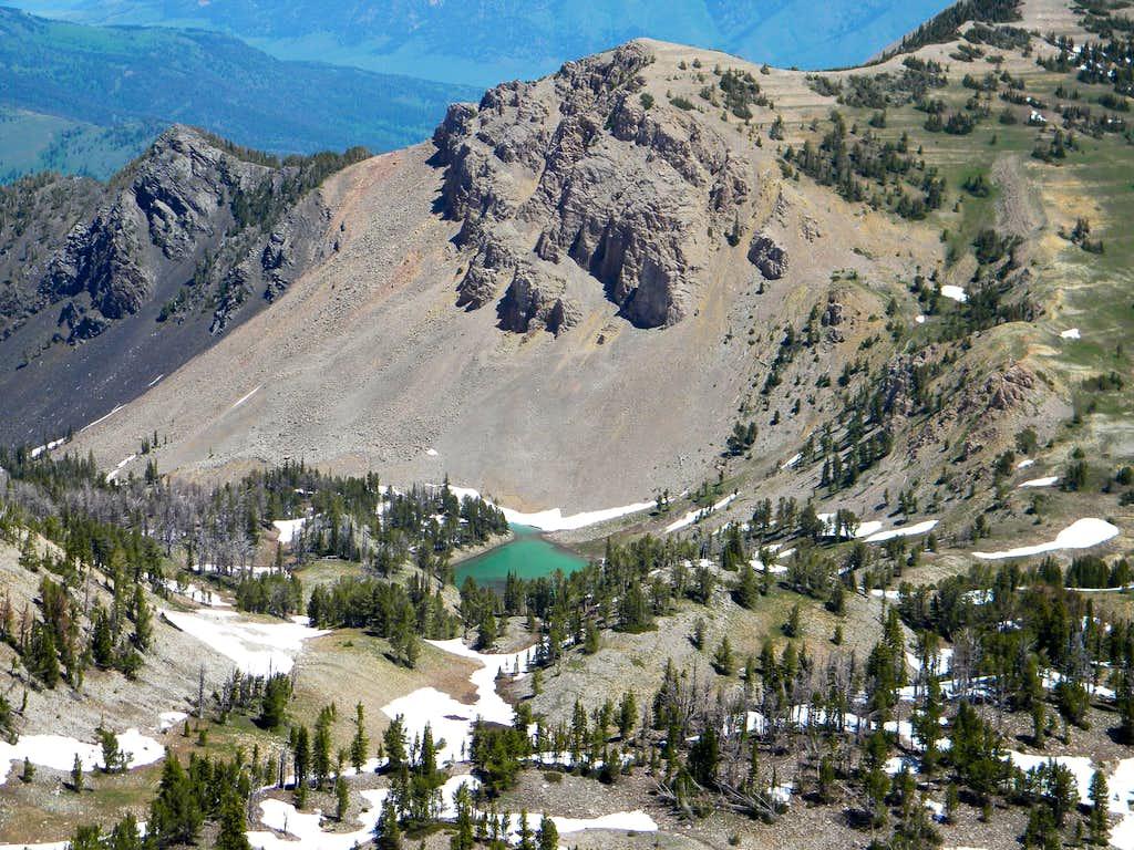 Lower Rock Creek Basin