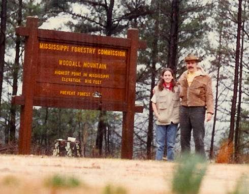 Rik and Vanessa Woodall Mountain Mississippi 022887