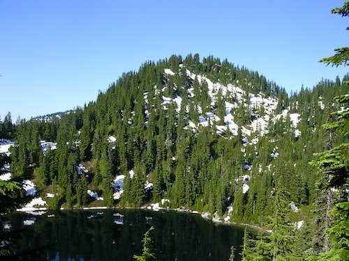 Valhalla Mountain