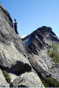 South Face - West Lionshead