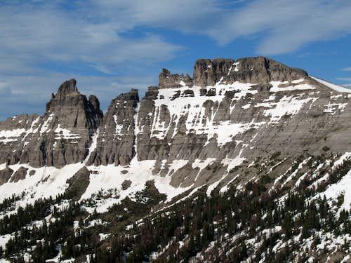 Pinnacle Butte NW