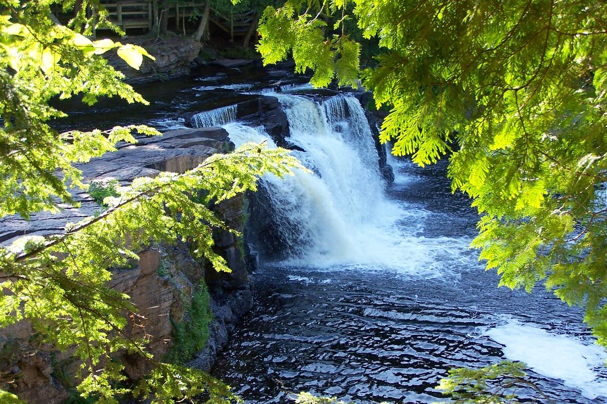 Porcupine Mountains Wilderness State Park Ontonagon