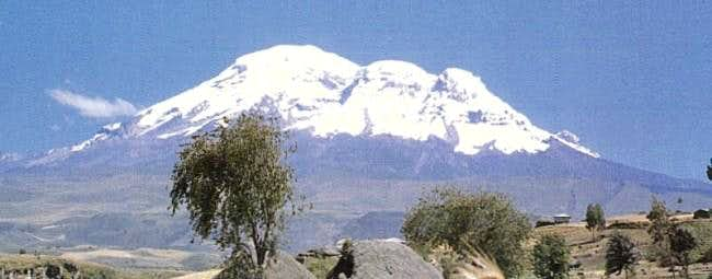 Chimborazo. Scanned from a...