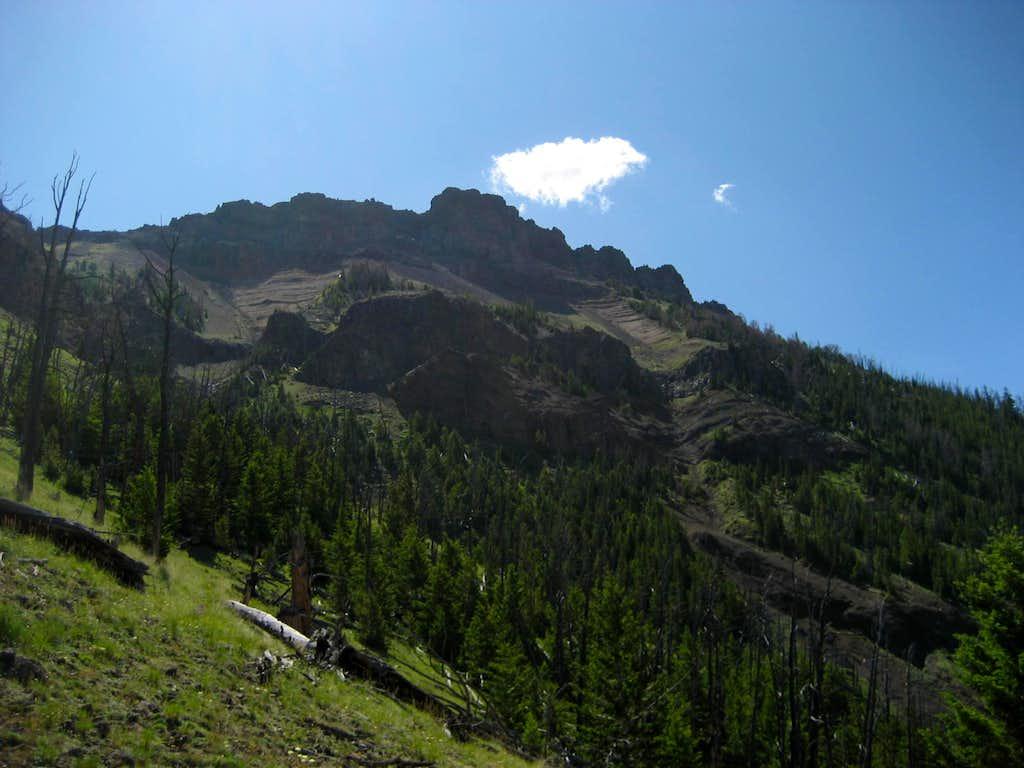 Clayton Mountain