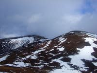 The back end of Glen Shee