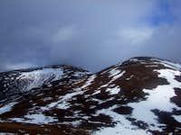 The back end of Glen Shee