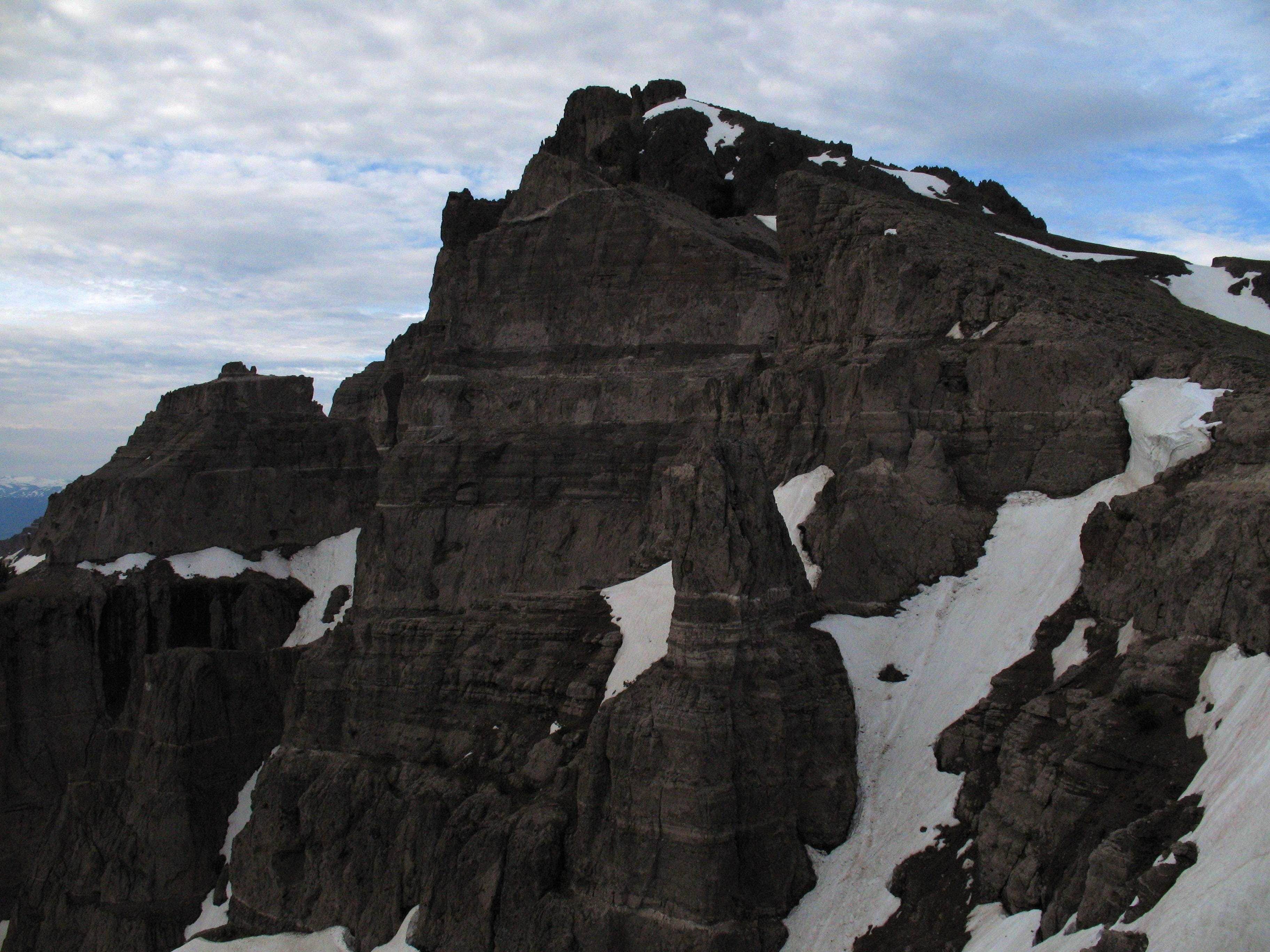Pinnacle Buttes-- Northeast Peak