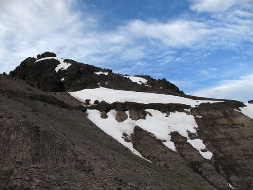Summit and Junction of the Ridges
