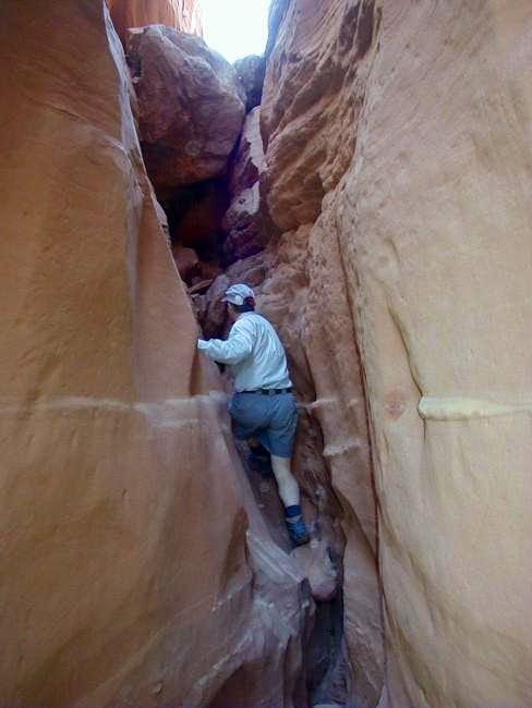 More fun stuff Bluejohn Canyon