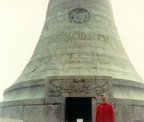 Mount Greylock Massachusetts 060686