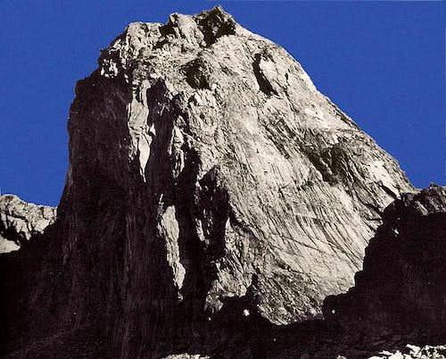 Bergseeschijen from south -...