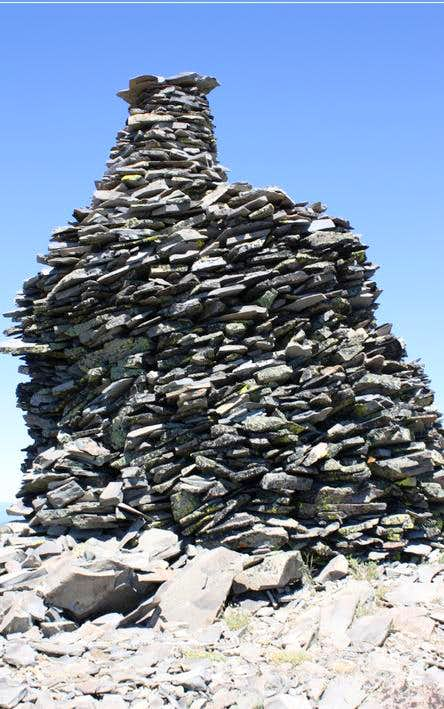 Monument Rock Cairn