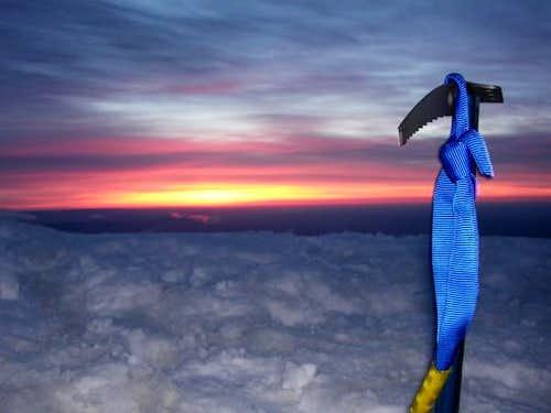 Summit at Sunrise