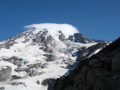 Lenticular over Rainier